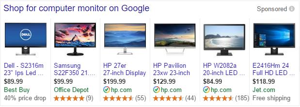 Dell Monitor Price Drop