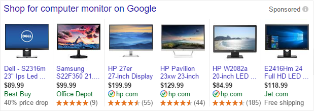 Dell Monitor Price Drop