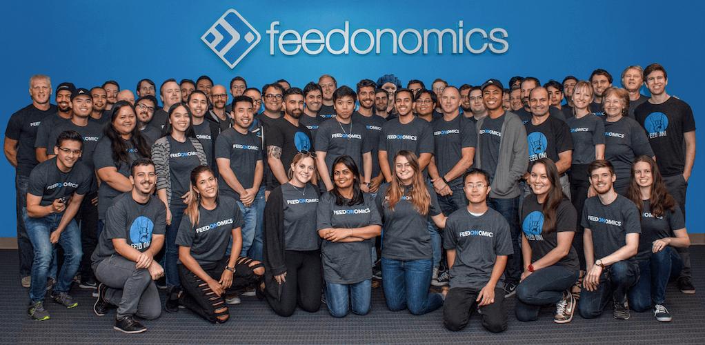 Feedonomics global team