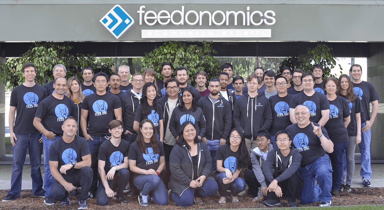 Feedonomics expert team