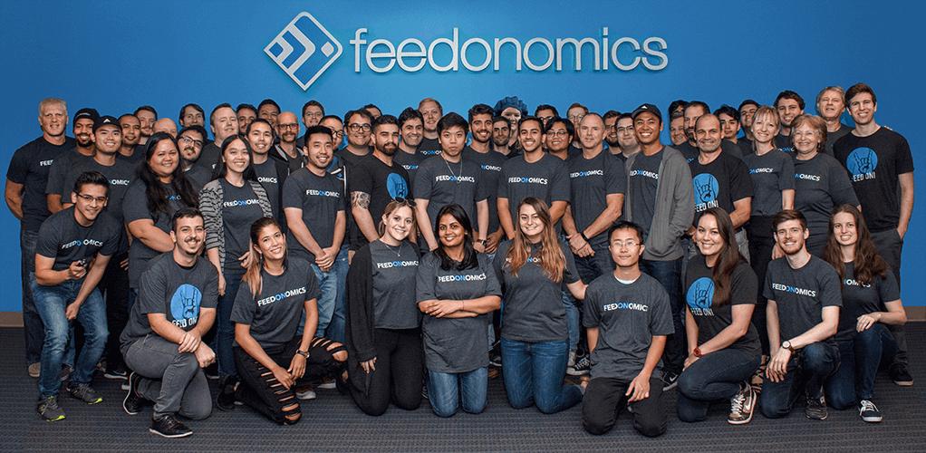 Feedonomics team