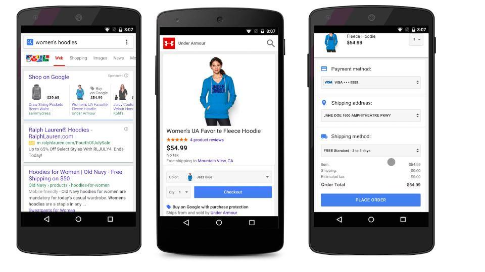 Google Shopping Purchases on Google Expands from Limited Alpha to Whitelisted Beta!