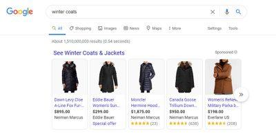 Major Google Shopping Update for Broad Keywords