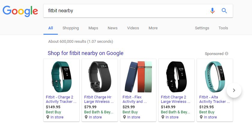 Google Tests New Google Shopping Look