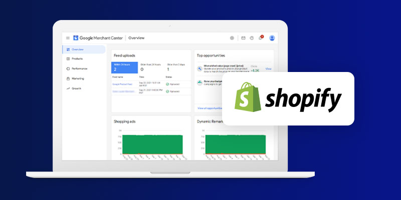 Deactivating a Shopify API Connection to the Google Merchant Center