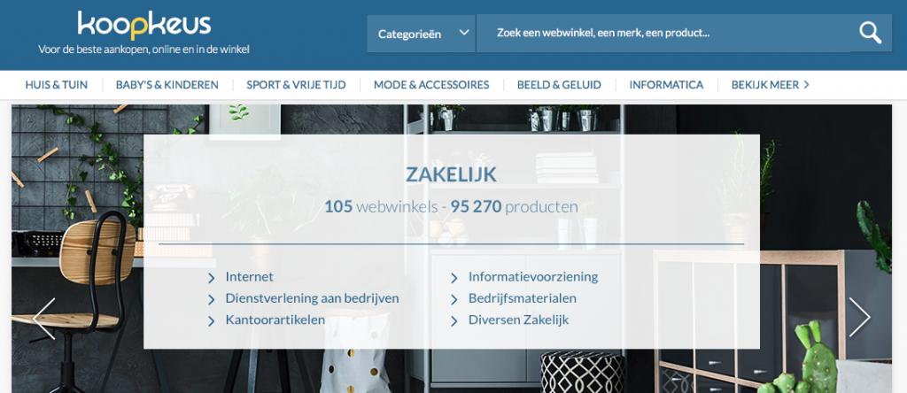Koopkeus Holland