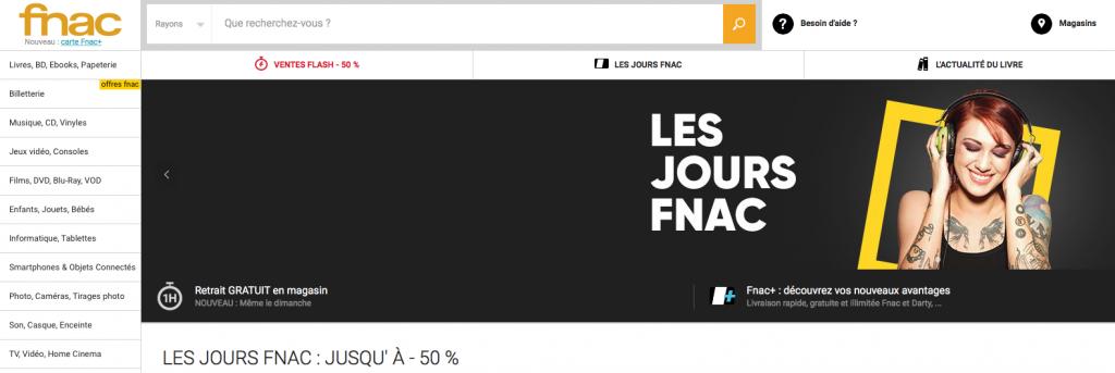 Fnac France