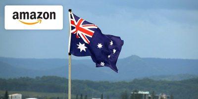 Amazon Australia launches!