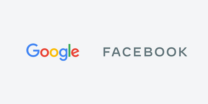 Google and Facebook Dominate Online Advertising in 2017