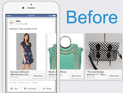 How to Fix Facebook Square Image Cropping for Dynamic