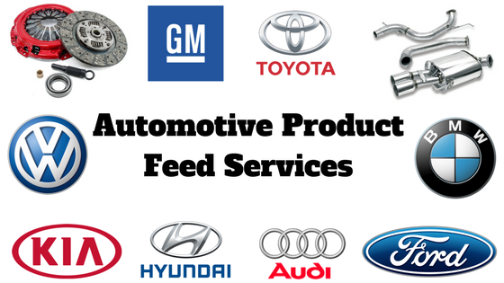 google automotive feed services