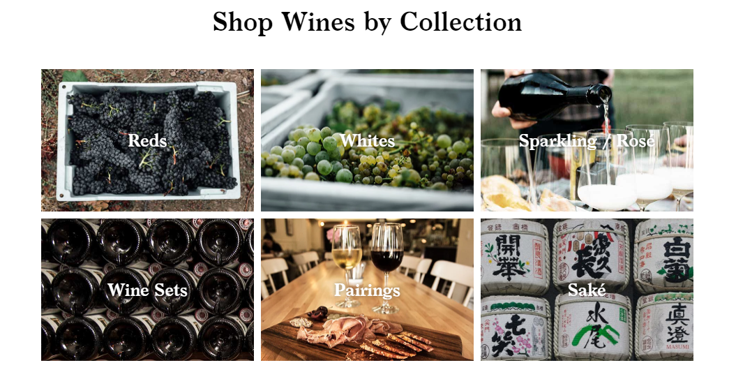 shop all wines