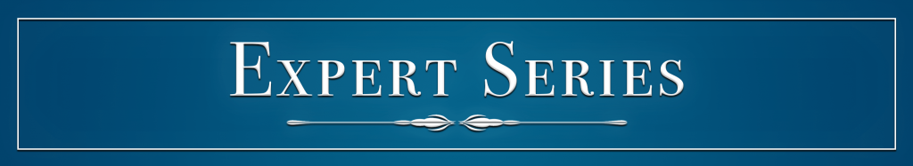 Expert Series Banner
