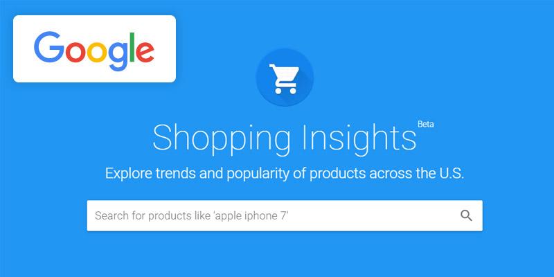 Google Shopping Insights from thinkwithgoogle.com