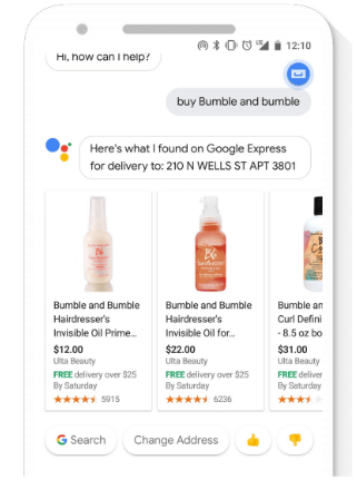 google assistant shopping actions (1)
