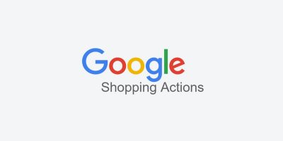 Google Shopping Actions Logo