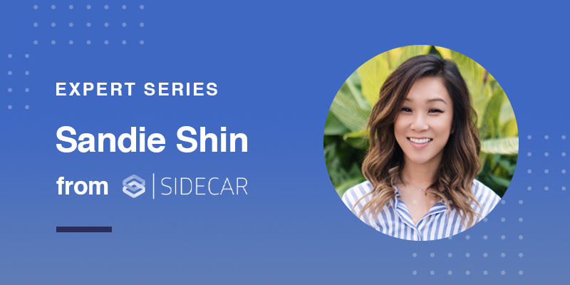 Feedonomics Expert Interview: Sandie Shin of Sidecar