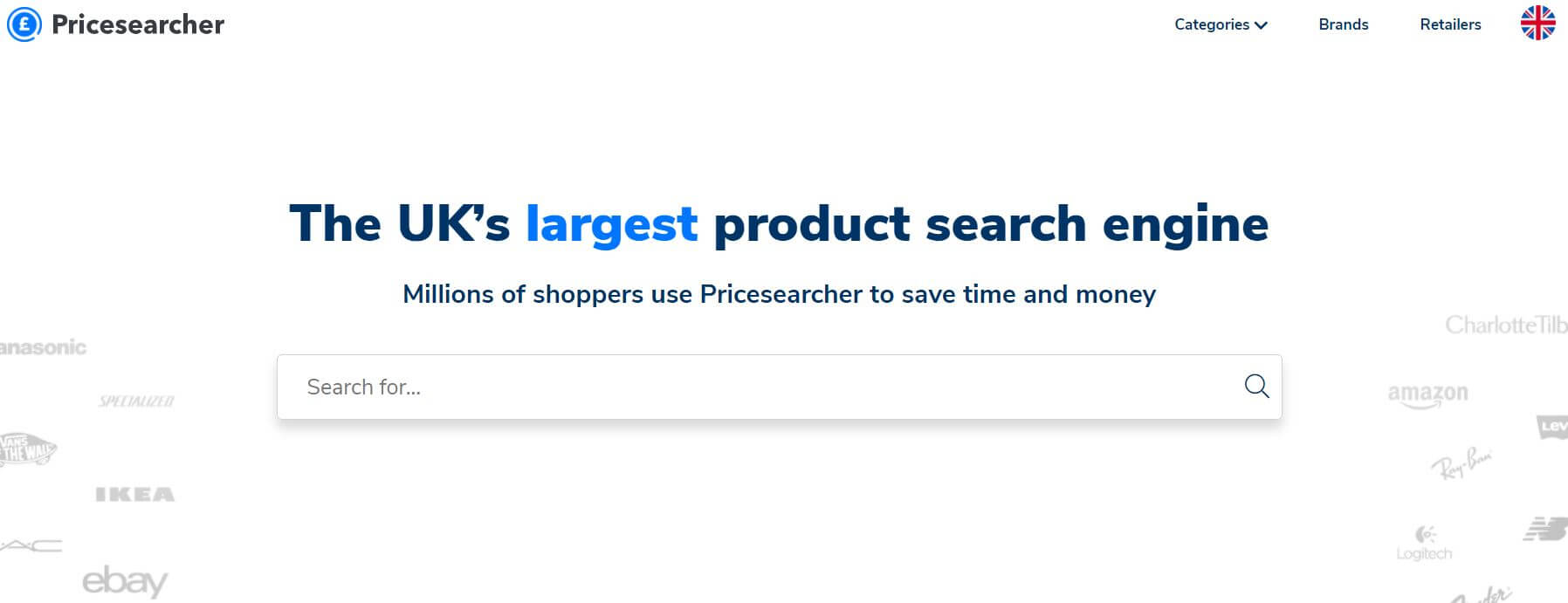 pricesearcher UK