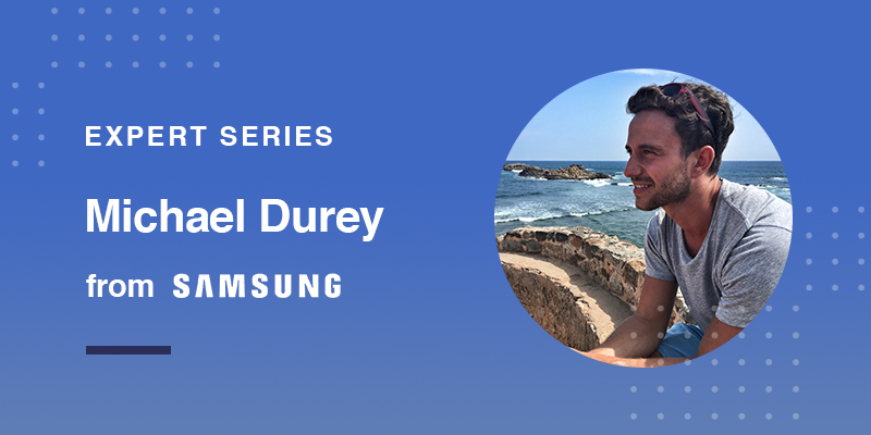 Feedonomics Expert Interview: Michael Durey of Samsung Electronics
