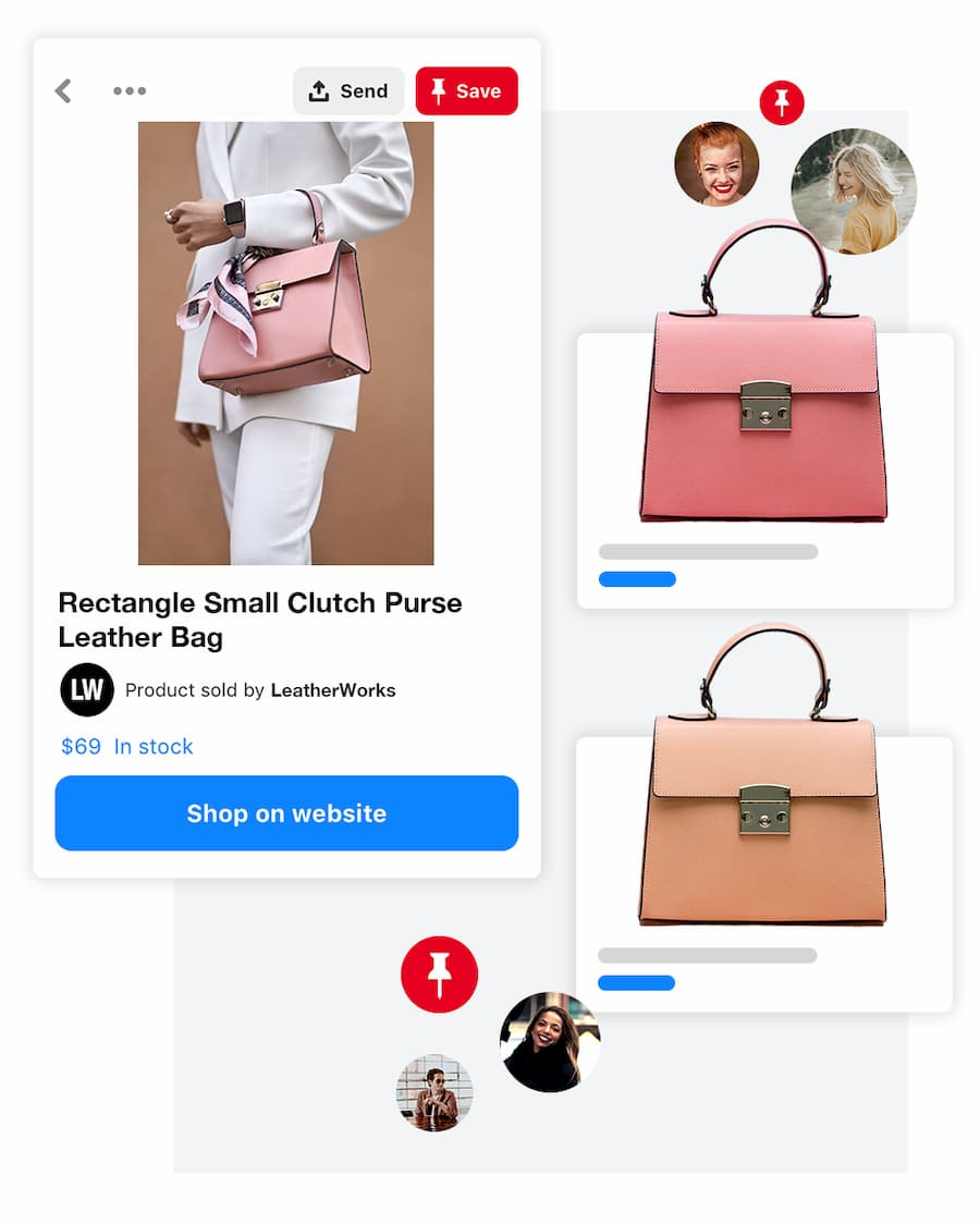 pinterest shopping ads optimized