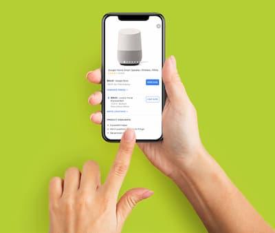 Google Shopping Mobile Ads