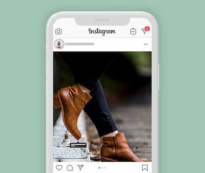 Instagram catalog feed for advertisers