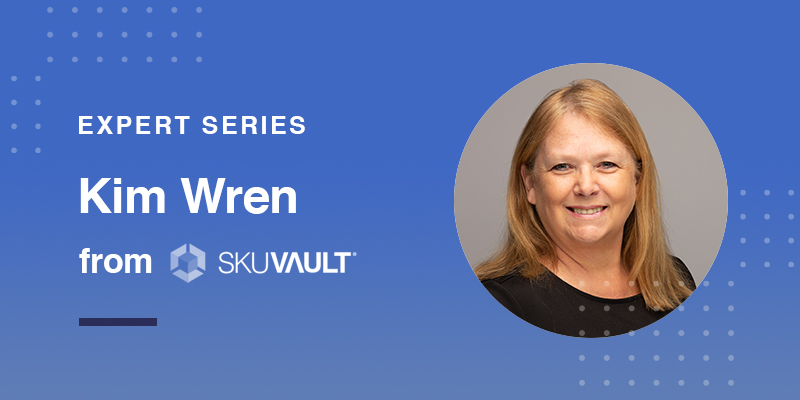 Feedonomics Expert Interview: Kim Wren from Skuvault