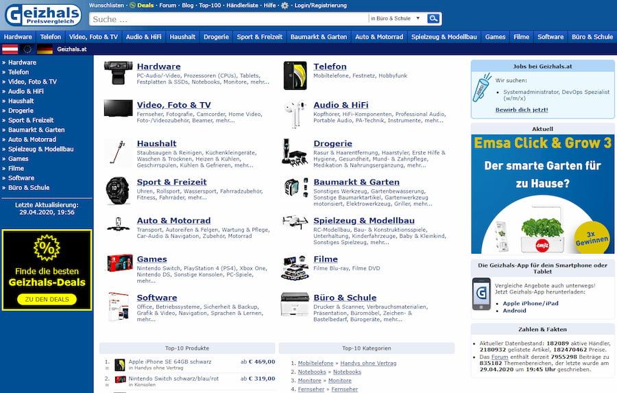 Gheizals homepage