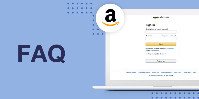 Amazon Seller FAQ
