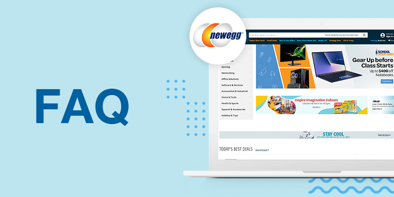 Newegg Seller FAQs to Get You Started