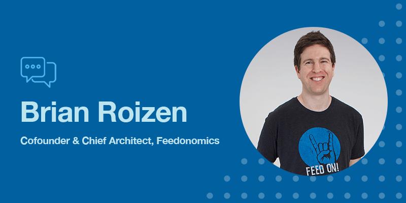 The Secret to Feedonomics Marketing with Cofounder Brian Roizen on the Pathmonk Podcast