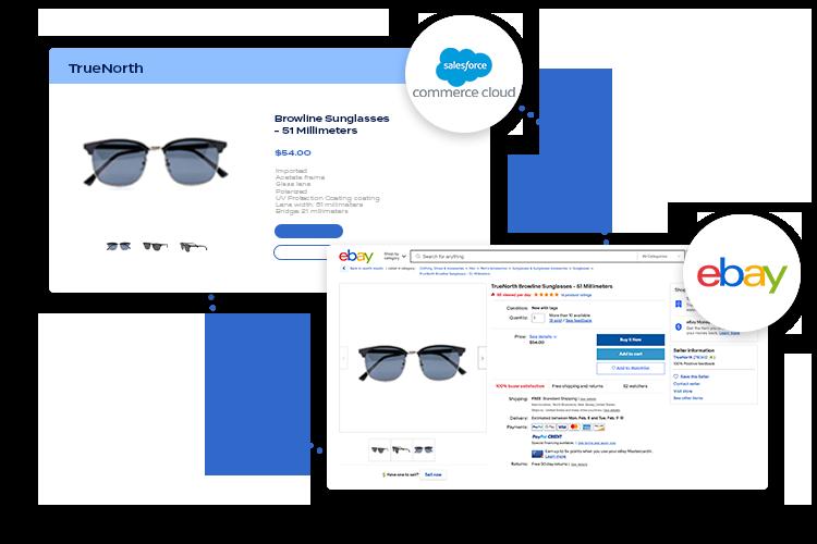 SFCC to eBay integration