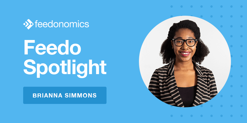 Feedo Spotlight: Bri Simmons