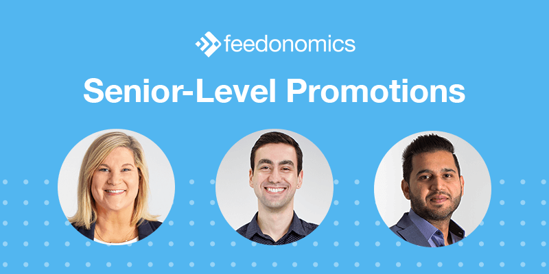 Announcing Three Senior-Level Promotions to Support Our Global Growth and Marketplace Expansion