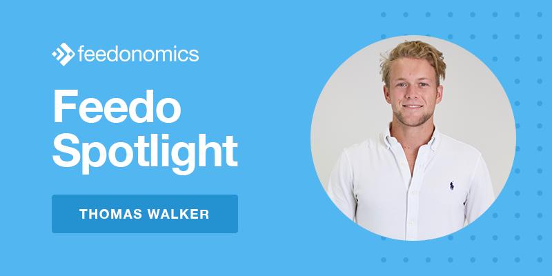 Feedo Spotlight: Thomas Walker, Account Manager for the EMEA Region