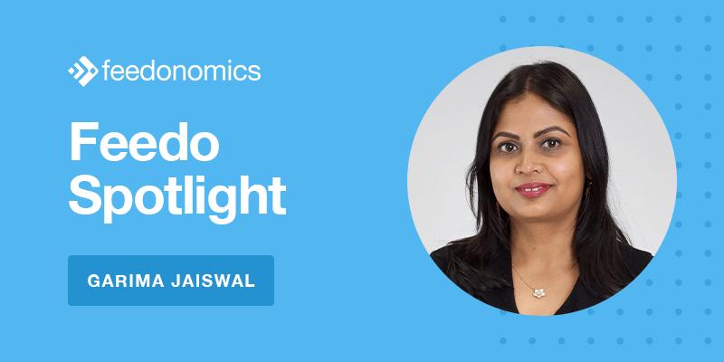 Feedo Spotlight: Garima Jaiswal, Senior Manager of Curriculum Development