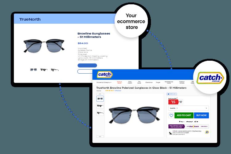 BigCommerce to Amazon integration