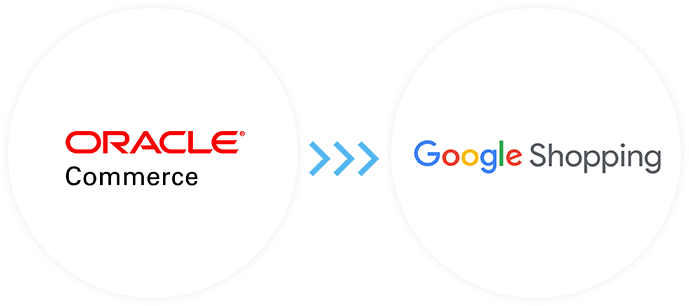 Exporting Oracle Commerce Feeds to Google Shopping