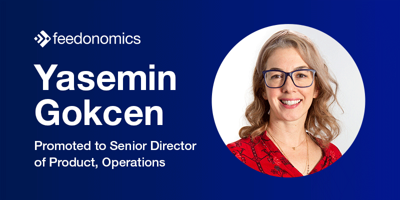 Yasemin Gokcen Promoted to Senior Director of Product, Operations